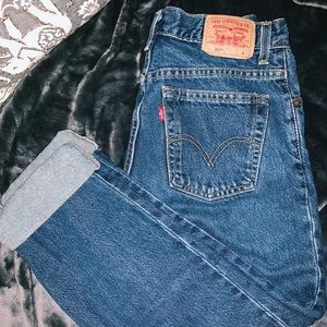 🌟Vintage Levi's 550 Classic Relaxed Jeans